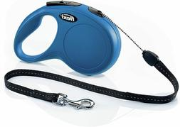FLEXI 16' CLASSIC RETRACTABLE CORD DOG LEASH. M. UP TO 44 lb