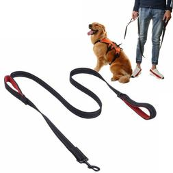 6 ft Dog Leash Walking Collar For Small Medium Pet with Doub