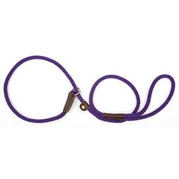 "Mendota 3/8"" by 6' Slip Lead, Purple, Small"