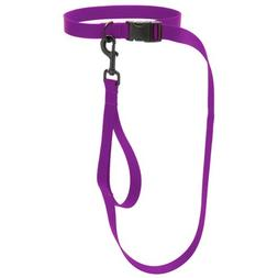 Max & Zoey 3/4-Inch Wide Hands-Free Dog Leash with Traffic H
