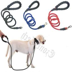 5 ft dog leash service lead training