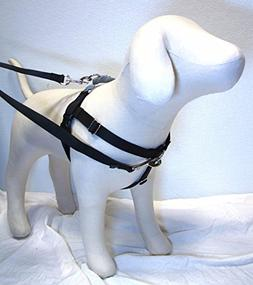 "5/8"" Wide Small Freedom No-Pull Harness AND 4-Configuration"