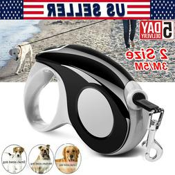 5M 3M Heavy Duty Pet Dog Automatic Retractable Traction Rope