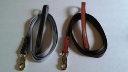 GLENS of SAN FERNANDO 6 Foot NYLON Dog LEASH w/ CONTRASTING