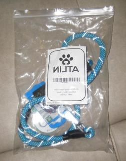 ATLIN  4' Dog Leash ~ Blue ~ BNIP ~ Climbing Rope