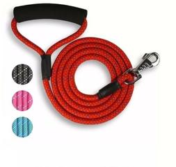 ATLIN Dog Leash with Padded Handle – Strong for Medium and
