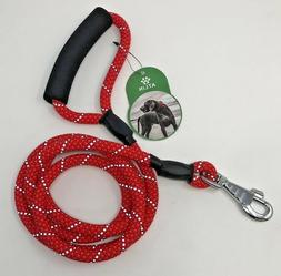 Atlin Dog Lead Leash Dynamic Comfort Padded Handle Reflectiv