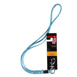 """Dogit Style Nylon Leash for Dogs, Small, 3/8"""" x 6', Aloha Bl"""