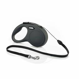 Flexi New Classic Retractable Dog Leash, Cord, 26 Ft For Dog