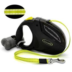 Retractable Dog Leash 16Ft Medium Large Dogs up to 110 lbs R