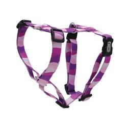 Dogit Adjustable Harness, 1-Inch by Neck 20 by 30-Inch, Ches