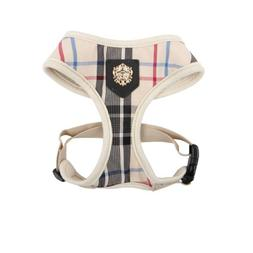 Puppia Authentic Junior Harness A, Large, Beige