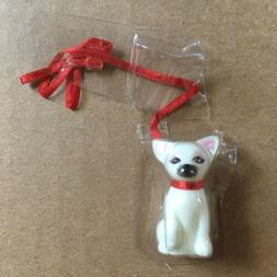 Barbie Chihuahua Target Red Basics Collection Pet Dog on lea