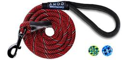 GOMA Industries Best Heavy Duty Reflective Dog Leash 100% ny