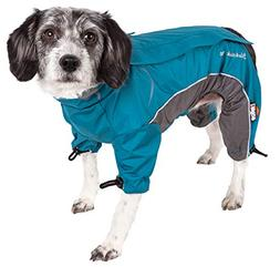 DOGHELIOS 'Blizzard' Full-Bodied Comfort-Fitted Adjustable a