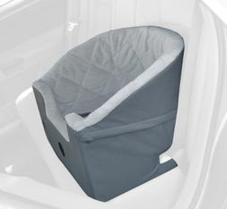 K&H Manufacturing Bucket Booster Pet Seat Small Gray 14.5-In
