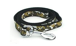 Strimm Camouflage Military Tactical Girly/ Boy Dog Collar an