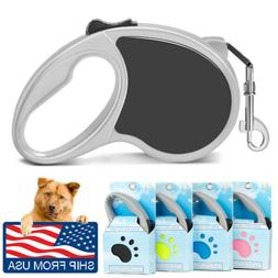 Automatic Retractable Dog Leash 16ft Tangle Free Durable Rop
