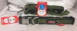 COLLAR and LEASH For A Dog KONG Padded Hands Free Comfort Gr