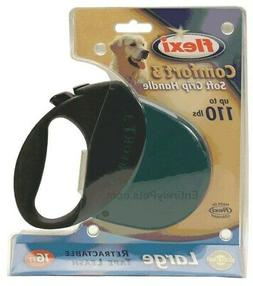 Flexi Comfort 3 Retractable TAPE Leash for Dogs up to 110 lb