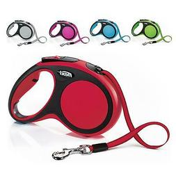 Flexi Comfort Dog Puppy Retractable Tape Lead Leash XS/S/M/L