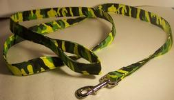 Wet Nose Designs Coordinating Leash 4.5  5.5 or 6ft  match d
