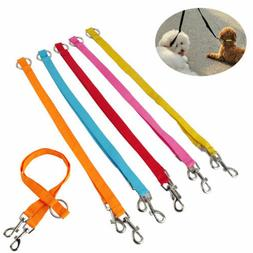 Coupler Duplex Polyester Double Dog Twin Lead 2 Way Two Pet