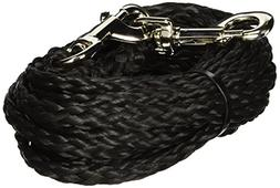 Coastal Pet Products DCP33320BLK Nylon Poly Big Dog Tie Out,