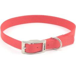 Coastal Pet Products DCP90122RED Nylon Standard Single Layer