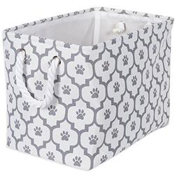 Bone Dry DII Medium Rectangle Pet Toy and Accessory Storage