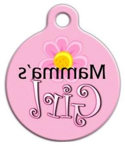 Dinosaur - Personalized Pet ID Tag for Dogs and Cats - Dog T