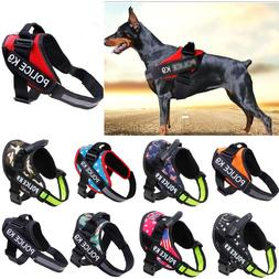 Dog Harness Adjustable Vest Traction Rope Chest Leash Walkin