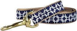 """Up Country Dog Lead - Gridlock - 1"""" x 6'"""