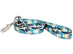 DoggyRide Fashion Dog Leash, 5-Feet, Van Gogh Almond Blossom