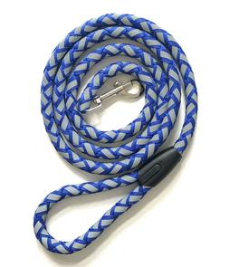 Dog Leash 6 Ft Heavy Duty Rope Reflective Training Small Med