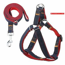 URPOWER Dog Leash Harness Adjustable Durable Leash Set Heavy