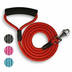 ATLIN Dog Leash with Padded Handle  Strong for Medium and La