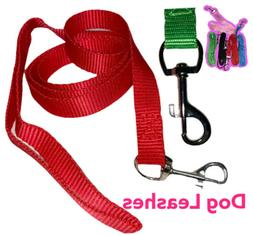 Dog Leashes Assorted Colors