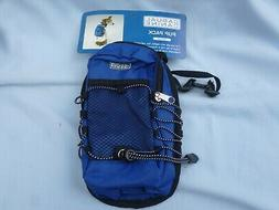 DOG/Pet PUP PACK   by Casual Canine  size Medium  NWT  blue