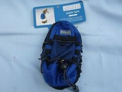 DOG/Pet PUP PACK   by Casual Canine  size Small  NWT  blue