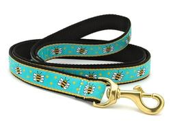 Dog Puppy Design Leash - Up Country - Made In USA - Bee - Ch