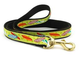 Dog Puppy Design Leash - Up Country - Made In USA - Surfboar