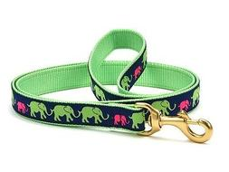 Dog Puppy Design Leash - Up Country - Made In USA - Leader O