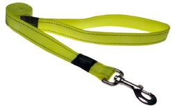 Rogz Dog Utility Fixed Long Leash Lumberjack X-Large DayGlo