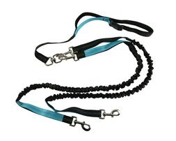 Double Dual Dog Leash 6ft - Medium to Large Dogs - No Tangle
