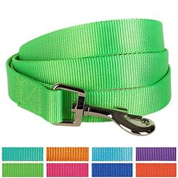 Blueberry Pet 7 Colors Durable Classic Dog Leash 5 ft x 5/8""