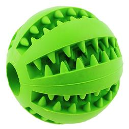 Aduck Durable Dog Ball Toys for Aggressive Chewers Tooth Cle
