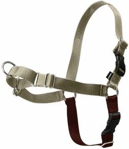 PetSafe Easy Walk Harness,  Medium/Large, FAWN/BROWN for Dog