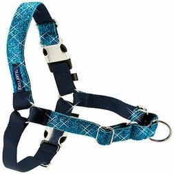 Petsafe Easy Walk Harness in Blue Bling