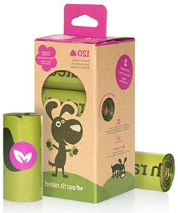 Earth Rated Eco-Friendly Poop Bags - 120 ct.